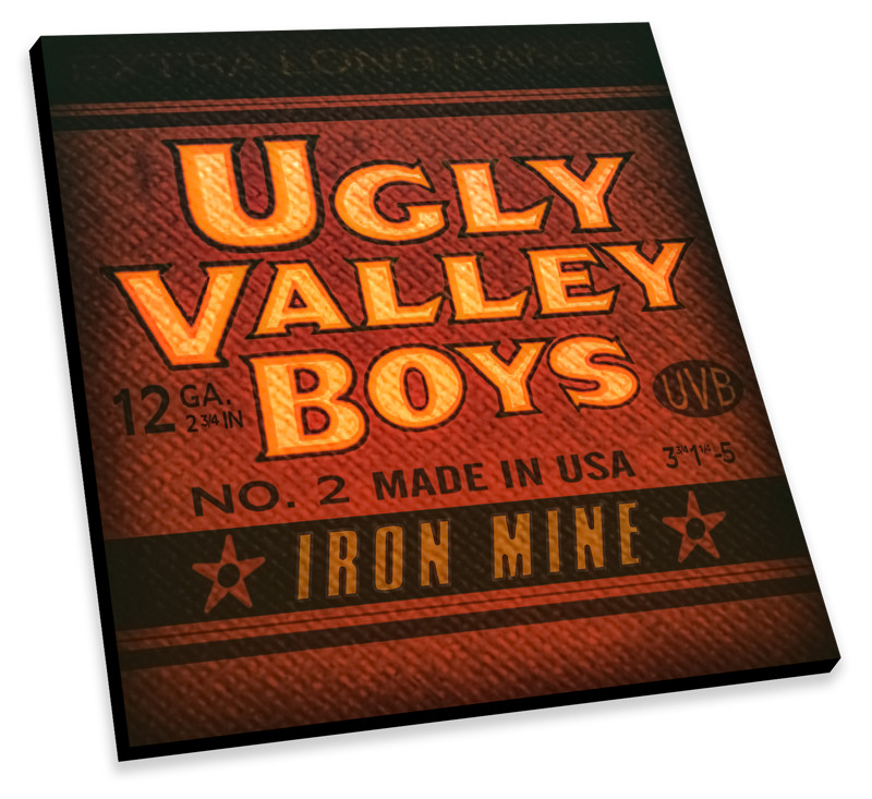 Ugly Valley Boys New Music